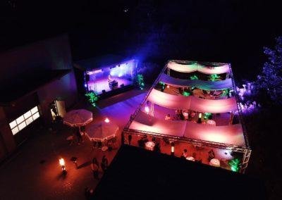 Beispielaufnahmen Ton- und Lichttechnik eines Konzertes